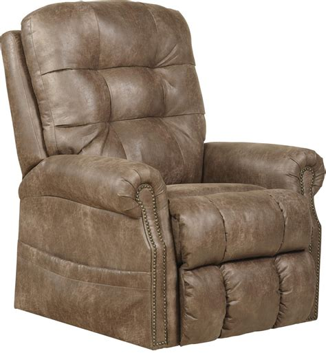 power recliner with heat and catnapper ramsey power lift lay flat recliner with heat