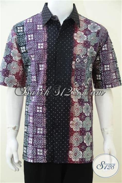 baju batik gradasi dengan motif terkini kemeja batik istimewa untuk laki laki masa kini til
