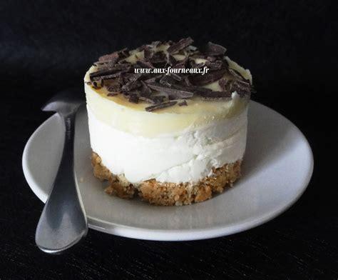 cuisiner sans cuisson cheesecake sans cuisson recette facile aux fourneaux