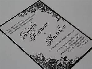 15 magnificent custom wedding invitation printing which With wedding invitation printing styles
