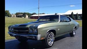 1970 Chevelle Ss 454 Clone  Now Running A 350 Engine  Auto