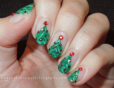 10+ Christmas Acrylic Nail Art Designs, Ideas, Trends