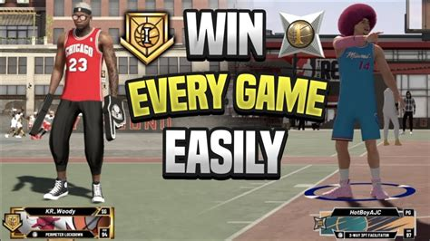 How To Beat Comp 2k Players Easily Nba 2k20 Tips Youtube