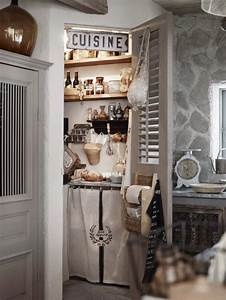 aire shabby chic en la cocina - Decoracion IN