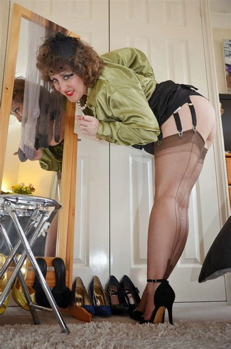 Mature Lovers Julie For Stockings Babe Xxx Gal 046
