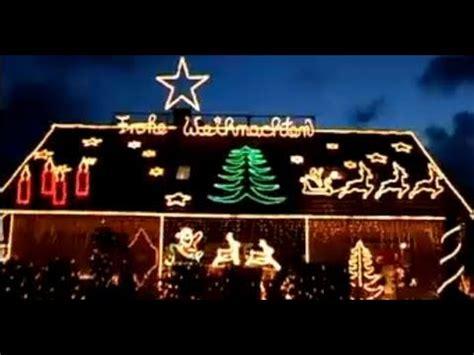 lichterkette weihnachtsbeleuchtung haus das lichterhaus