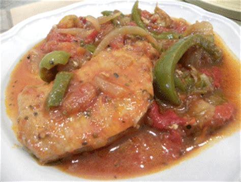 cuisiner cotes de porc côte de porc basquaise recette facile recettes à base