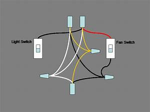 Blue Ceiling Fan Wire Diagram