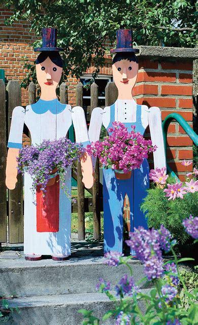 Gartendeko Holzfiguren by Gartendeko Figuren M 246 Bel Ausstattung Selbst De