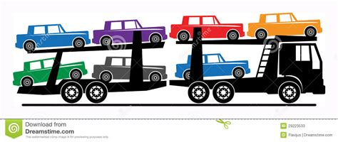 Car Transport Truck Clipart