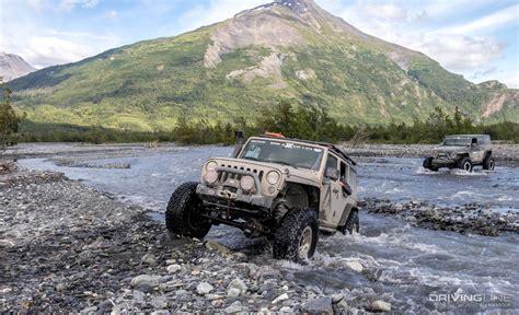 jeep wrangler jks    nitto jkx alaska drivingline