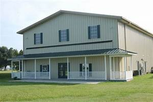 Metal home floor plans metal residential steel buildings for Metal shed homes
