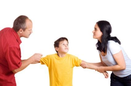 Rights of Divorced Parents Sharing Custody of Child ...