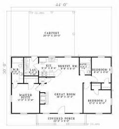 3 bedroom 2 bath house plans traditional style house plan 3 beds 2 baths 1100 sq ft plan 17 1162