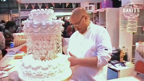 cake decorating piping techniques at cake international - Cake Decorating Shows On Tv