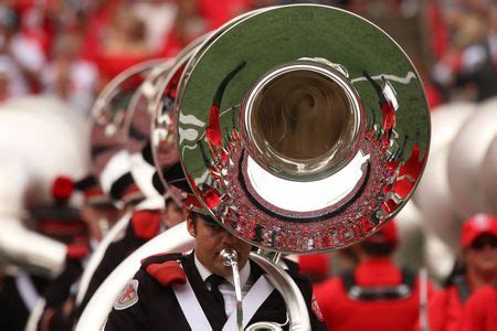 Why Ohio State football won't allow fans, Brutus or the ...