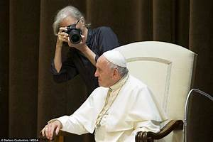 Annie Leibovitz gets up close and personal with Pope ...