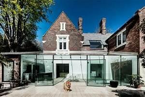 Comment Agrandir Sa Maison : id e agrandissement maison 50 extensions esth tiques ~ Dallasstarsshop.com Idées de Décoration