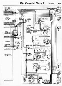 17  1964 Chevy Truck C10 Wiring Diagram