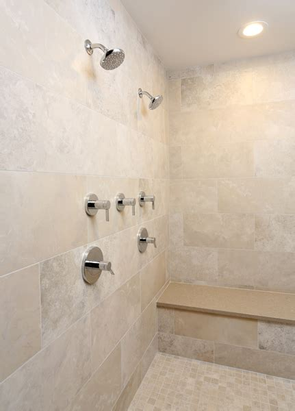His And Shower by Master Bath Considerations Adding A His And Hers Shower