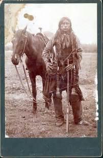 Native American Comanche Indians