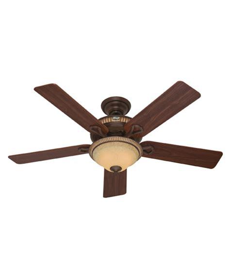Hunter Fan 28049 Aventine 52 Inch Ceiling Fan With Light