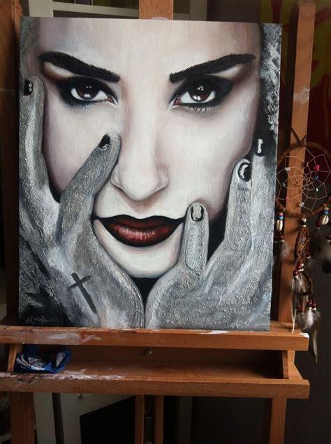 Demi Lovato Bedroom by Demi Lovato Painting Artwork Demi Lovato