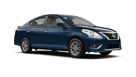 2018 Nissan Versa Sedan Priced At $12,875  The Torque Report