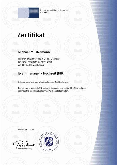 zertifikat kaufen vorlage zertifikat teilnahmebestaetigung