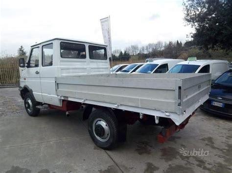 cabina daily 35 10 usata venduto iveco daily 35 10 doppia cabi auto usate in vendita