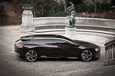 Wallpaper Citroen Ds9, Supercar, Numero 9, Concept, Luxury