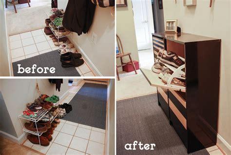ikea hack bissa shoe cabinet