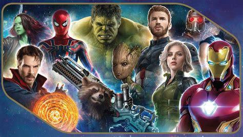 avengers infinity war nuove immagini promozionali