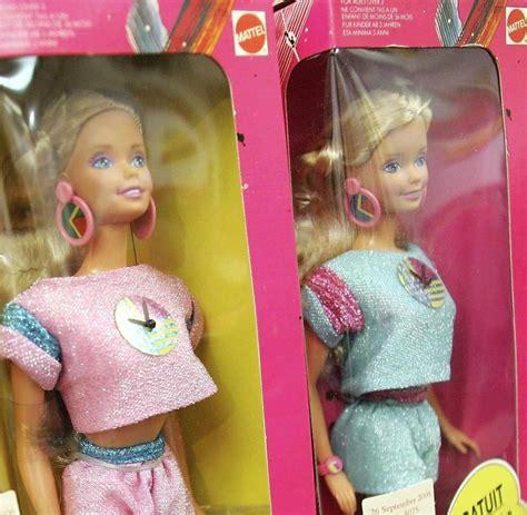 Spielzeughersteller Mattel Barbie Bekommt Eine Neue