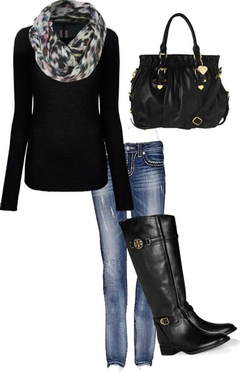 442 best Outfits with Tall Boots images on Pinterest | My style Winter fashion looks and Fall ...