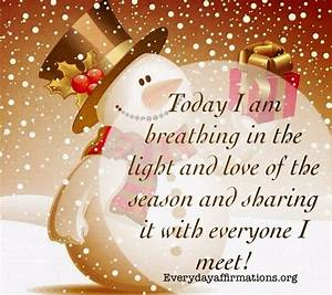 Daily Affirmations 19 December 2014 Everyday Affirmations