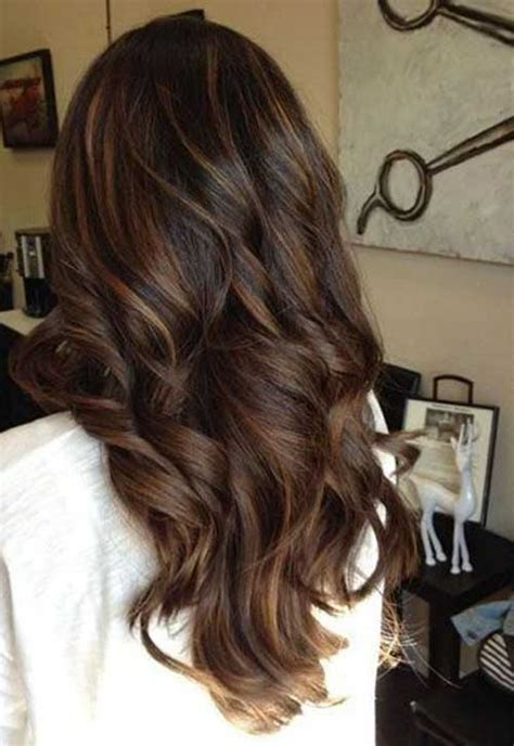 long dark brown hairstyles hairstyles haircuts