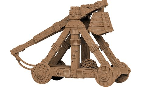 zombicide horde trebuchet kickstarter makes catapult funded million powerful miniature amazing