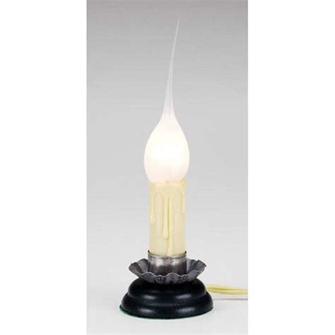 small electric country candle l silicone bulb w on