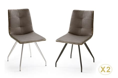 Chaises Desing by Chaises Salle 224 Manger 4 Pieds Design Pour Salle 224 Manger