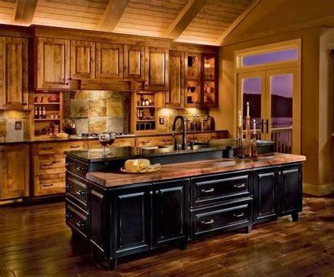 kitchen design rustic rustic kitchen designs 1337