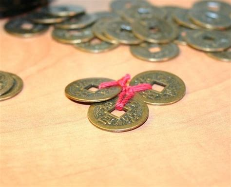 Wealth, Feng Shui And Coins On Pinterest