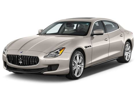 2014 Maserati Quattroporte Review, Ratings, Specs, Prices