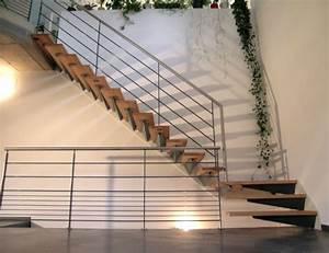 Escalier Moderne Pas Cher : escaliers pas cher ~ Premium-room.com Idées de Décoration