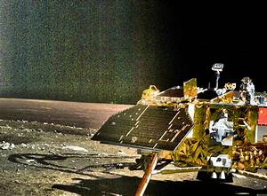 The Chinese land on moon to investigate ancient ...