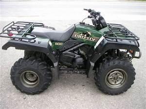 1998 Yamaha Yfm600f Grizzly 600