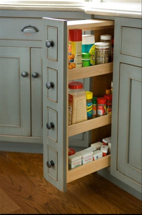 Slide Out Spice Racks For Kitchen Cabinets by Slide Out Spice Rack Montreux Design Board