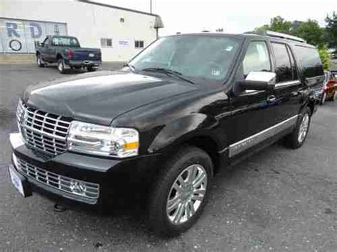 hayes car manuals 2012 lincoln navigator transmission control purchase new new 2012 lincoln navigator l 4x4 nav dvd headrest roof loaded black on black 4wd in