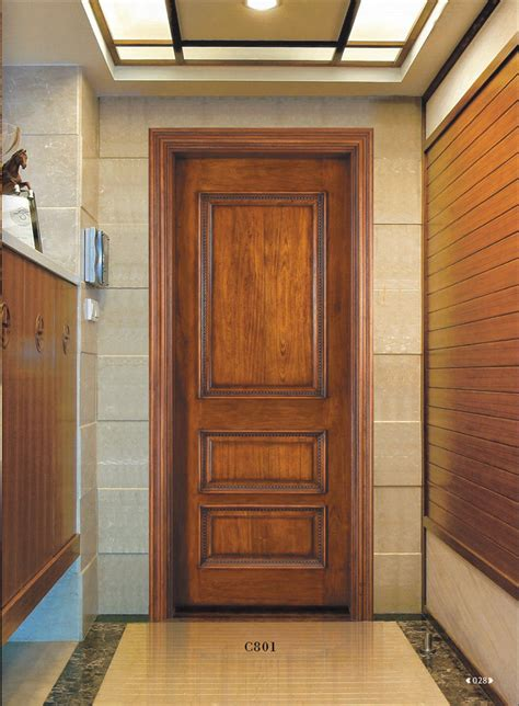 Doors Amusing Solid Wood Interior Door Solid Wooden Door