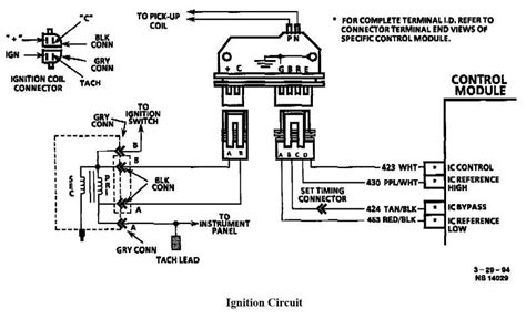 Distributor Cap Wiring Diagram by Need To Wiring For 95 Blazer On Distributor Cap